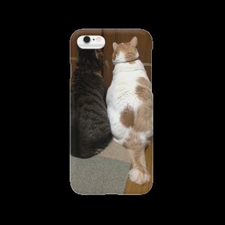 高橋賢司のてんちゃん&じんちゃん Smartphone cases