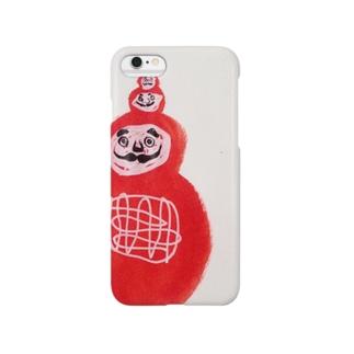 ダルマ Smartphone cases
