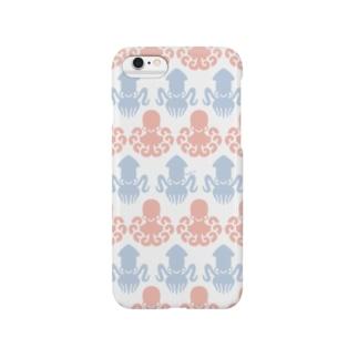 イカタコ Smartphone cases