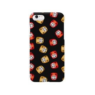 だるまさん。 Smartphone cases