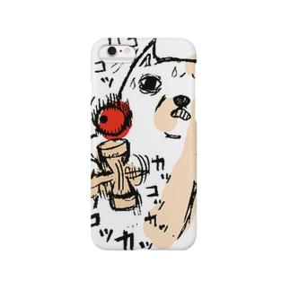 ウラガンのスジのけんだま Smartphone cases
