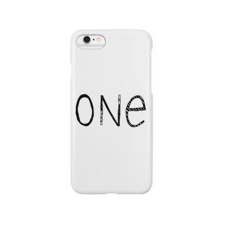one シリーズ Smartphone cases