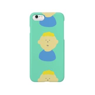 ハローBoy Smartphone cases