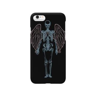 天使の標本 Smartphone cases