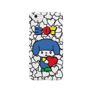CAPPUP ペアiphoneケースboy Smartphone cases
