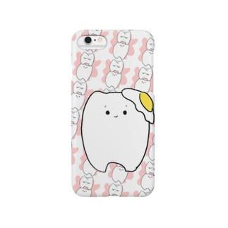 乳歯ちゃん Smartphone cases