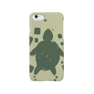 『turtle』 スマートフォンケース