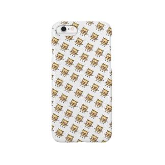 棘ケースver.kerry(白) Smartphone cases