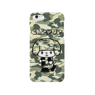 CAPPUP 迷彩iphoneケース Smartphone cases