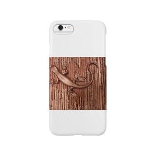 NijimaroのLIZARD蜥蜴カッパー1 Smartphone cases