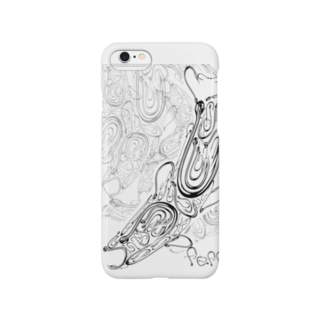 TROUT & HOOKS Smartphone cases