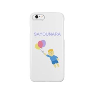 さようならBoy Smartphone cases