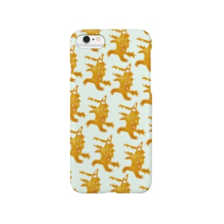 ponieのオオカミミント Smartphone Case