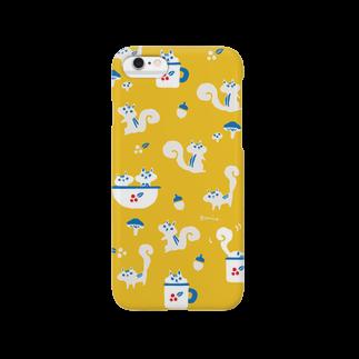 ponieのビタミンりす Smartphone cases