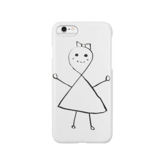 わーい Smartphone cases