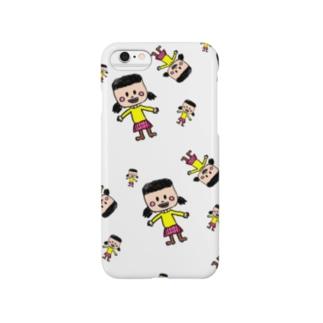 るんこちゃん Smartphone cases