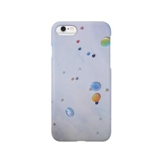 ぐるりいろ Smartphone cases