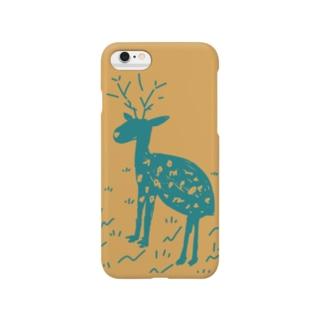 『deer』 スマートフォンケース