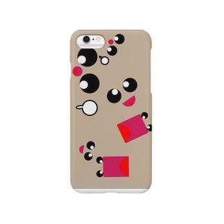 ゆだねるくん Smartphone cases