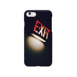 """EXIT"" Smartphone cases"