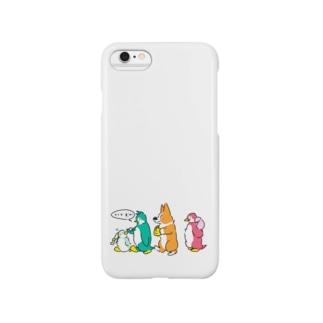 ペン・コギ Smartphone cases