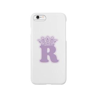 """R""シリーズ Smartphone cases"