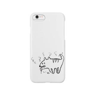 ただのいぬ Smartphone cases
