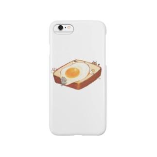 トーストアスレチック Smartphone cases