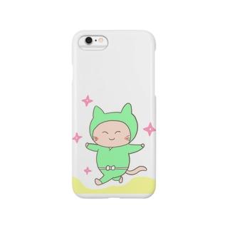 ニャンジャ Smartphone cases