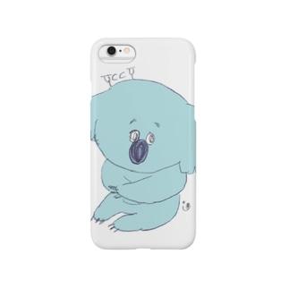YCCYコアラ Smartphone cases