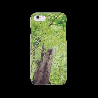 *Nijiiro records*のevergreen Smartphone cases