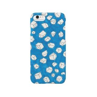 あお_とうふ Smartphone cases