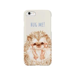 HUG ME! Smartphone cases