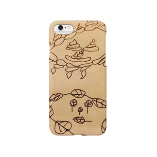 UNCHI KUN and HATTPA KUN Smartphone cases