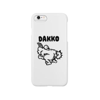 脱肛-DAKKO- Smartphone cases
