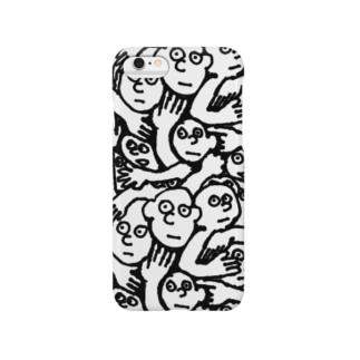 ひと・ひと・ひと Smartphone cases