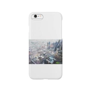 CITY - UAEシリーズ Smartphone cases