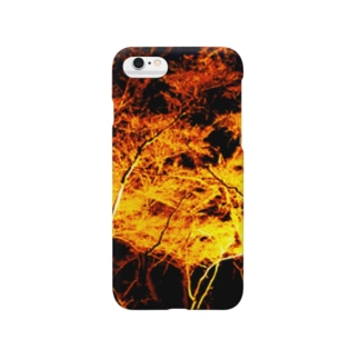MooN Daniel's 紅葉01 Smartphone cases