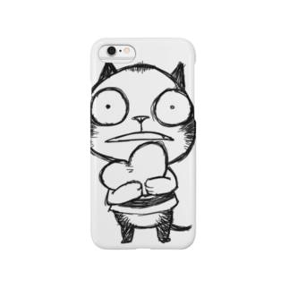 ゆにのハート猫 Smartphone cases