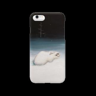 月ノ子の森に恋してのムラナギ/無題 Smartphone cases