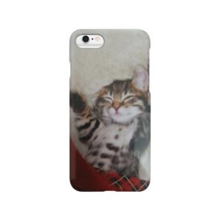 すやすやクゥさん Smartphone cases