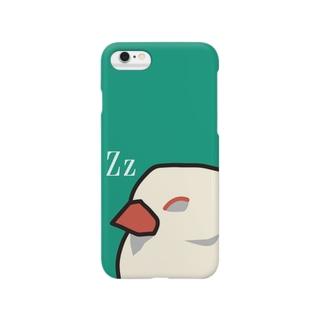 スマートフォンケース:はくぶんちょ Smartphone cases