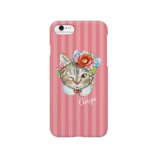 anzu_ベリー Smartphone cases