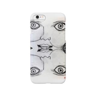 マキタの微笑対称 Smartphone cases