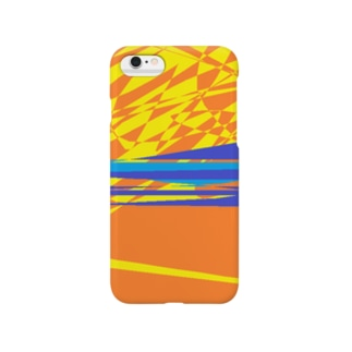 arumikuros【オレンジ】 Smartphone cases