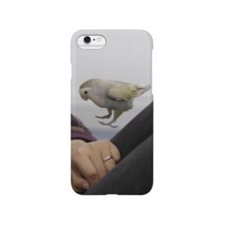 ぽんっ! Smartphone cases