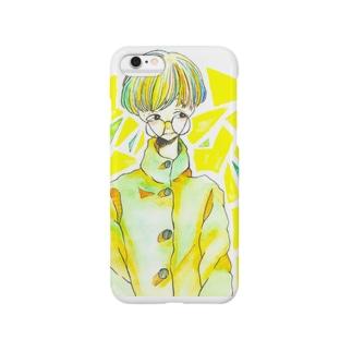 さんかく Smartphone cases