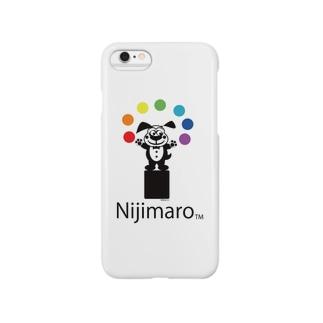 Nijimaroの虹丸キャラクターランド-01 Smartphone cases
