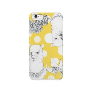 maooのアルパカ Smartphone cases