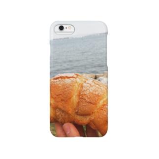 ごしみのびわ湖とパン Smartphone cases